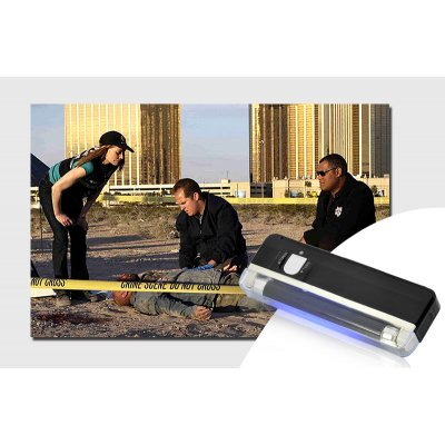 Forensics Uv Light Crime Scene Investigation Detect