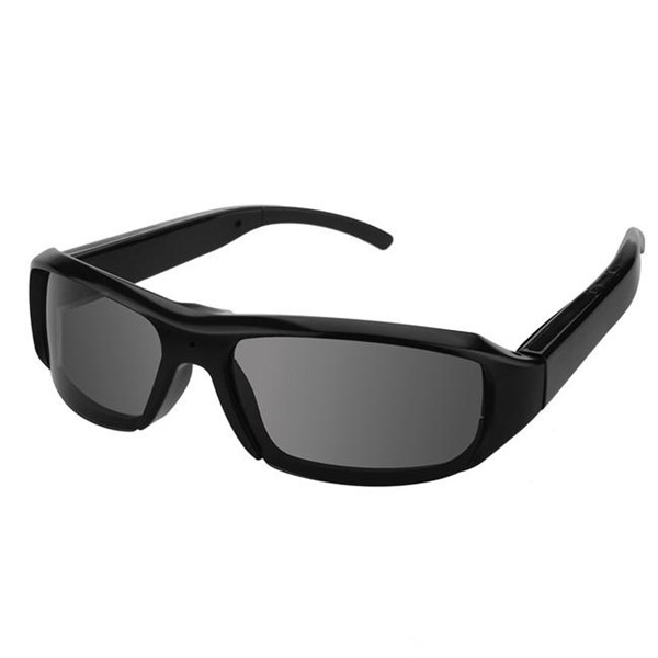 d67842c70d HD 1080P Bolon Style Sunglasses Hidden Spy Camera Mini DVR Audio ...